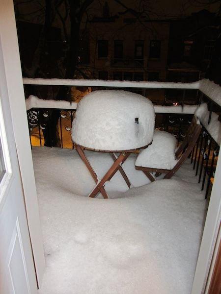 Quand on s'expatrie au Québec, il faut s'attendre à voir tomber quelques centimètres de neige l'hiver !