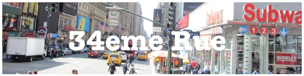 shopping-34-eme-rue-new-york