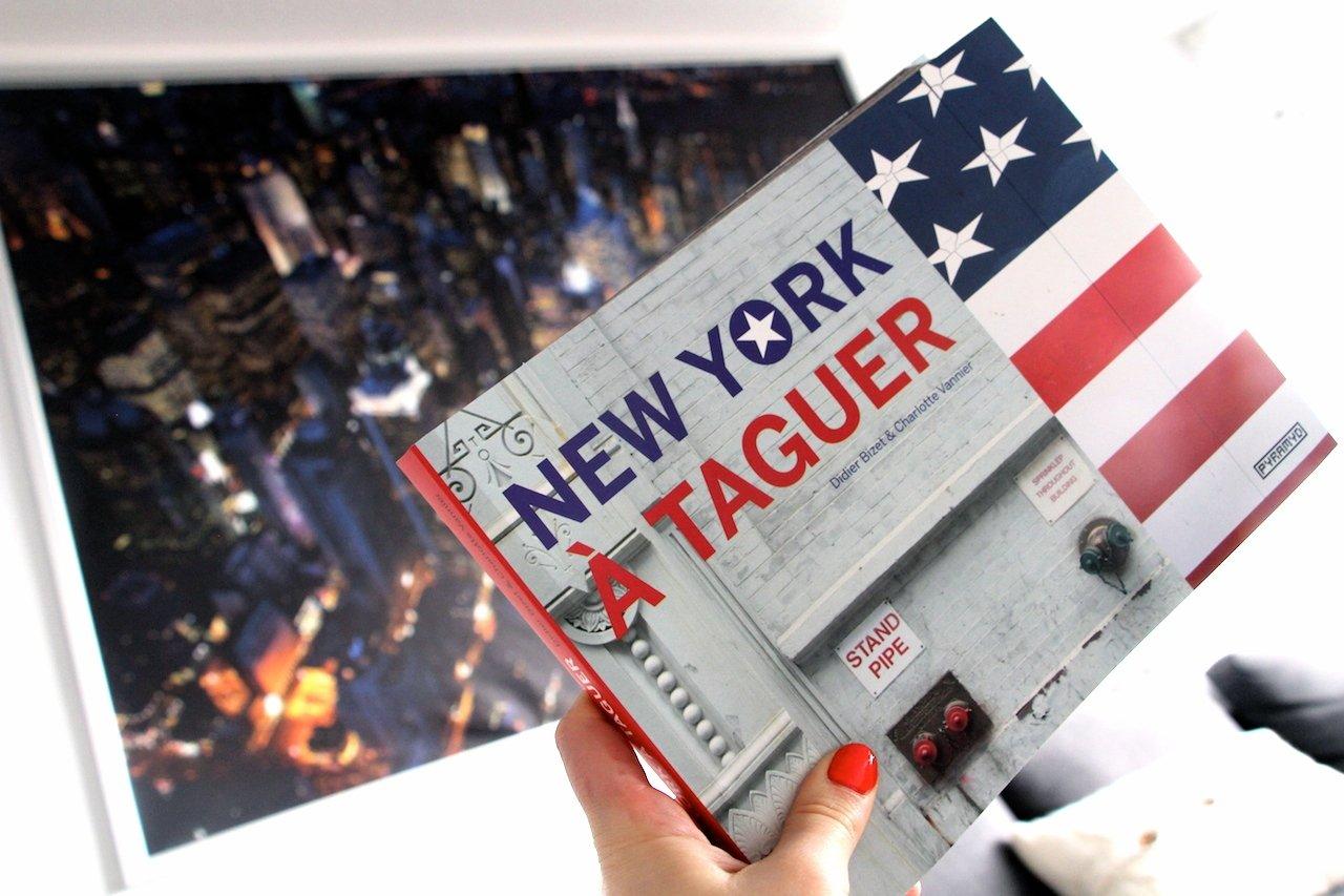 livre-new-york-a-taguer