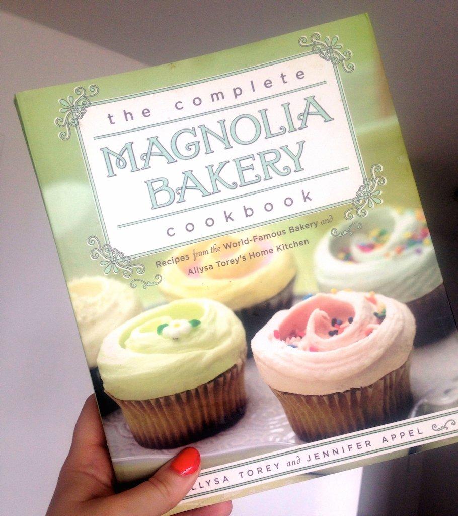 magnolia-bakery-cookbook
