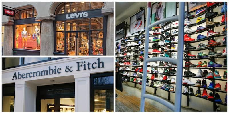 Bon plan shopping à New York : les marques moins chères