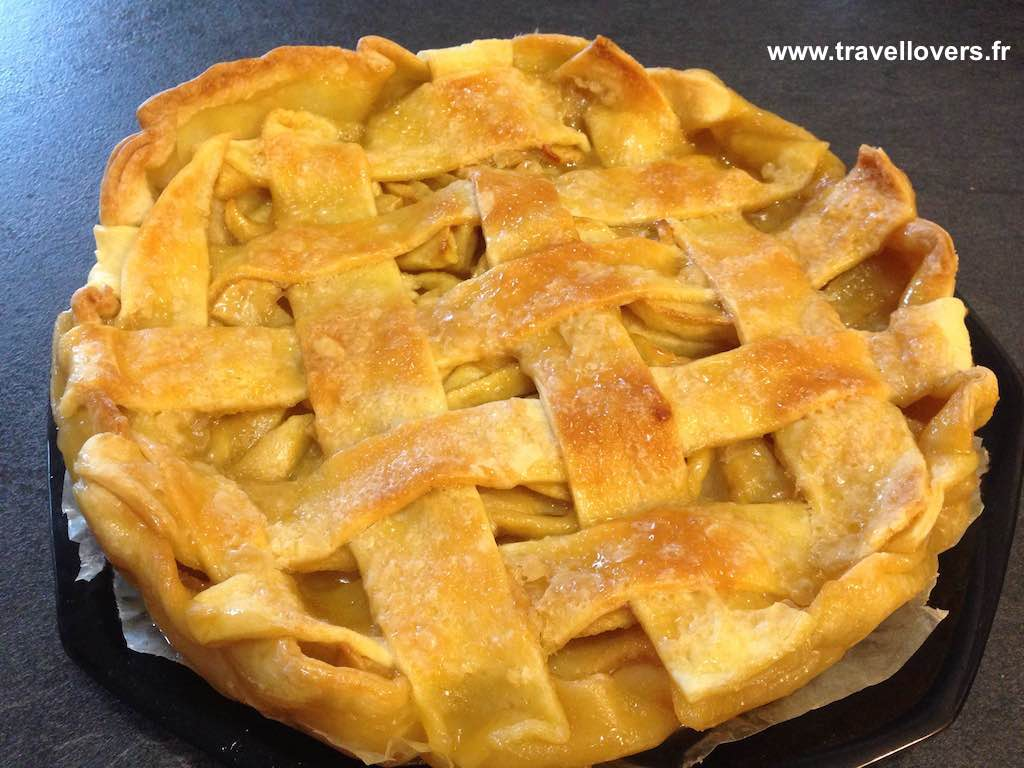 recette-apple-pie-facile