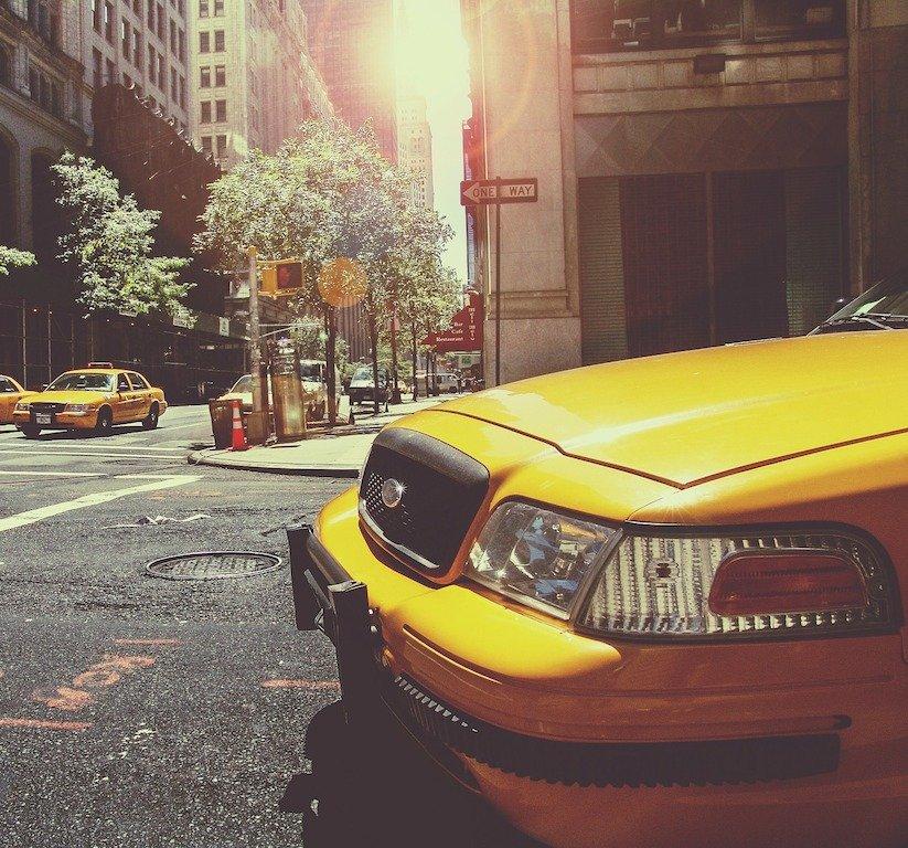 taxi-new-york