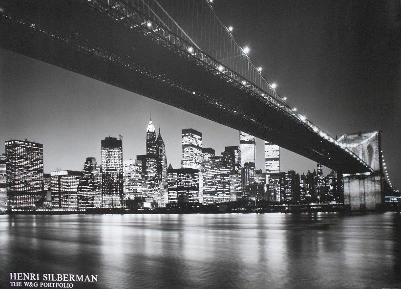 henri-silberman-manhattan-skyline